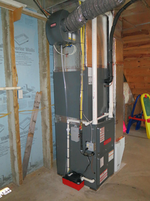 Gas Furnace Replacement in Dillsburg PA Area